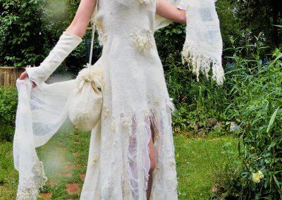 Hochzeitskleid Shanti,vorne