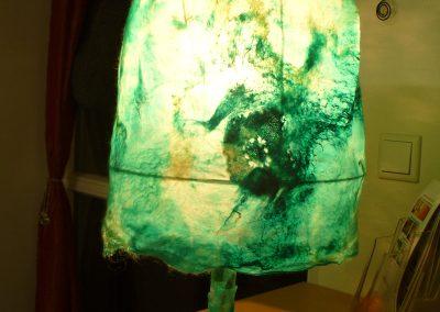 Lampe angeschaltet